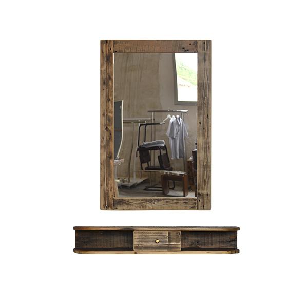 Espejo palé conjunto
