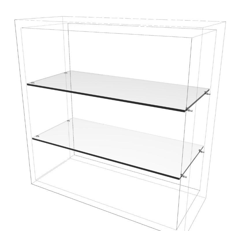 Estante interior vidrio