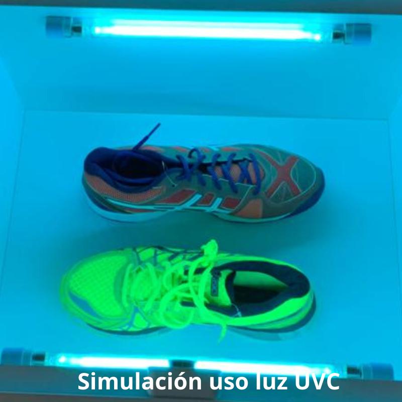 Luz ultravioleta germicida UVC, desinfectante de virus y bacterias Coronavirus
